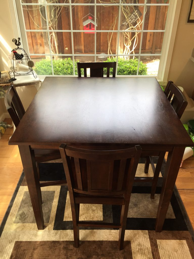 Craigslist Dining Table For Sale